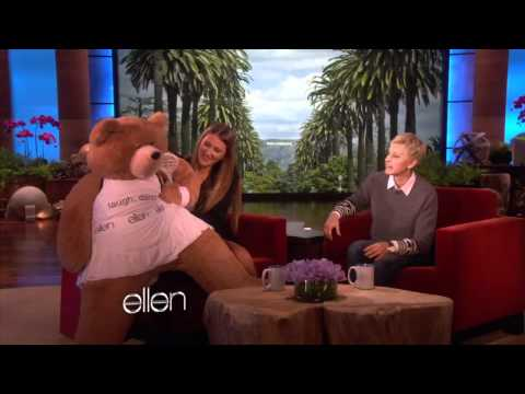 Victoria Azarenka on Ellen!
