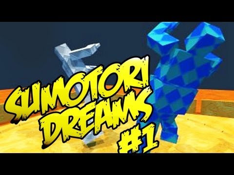 [Funny] Sumotori Dreams - DRUNK SUMO WRESTLERS  (and download)