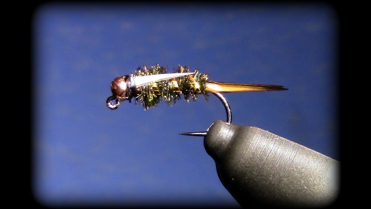 Nymph Fly Tying Fly Tying Prince Nymph For