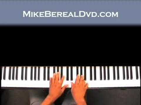 Mike Bereal shedding to
