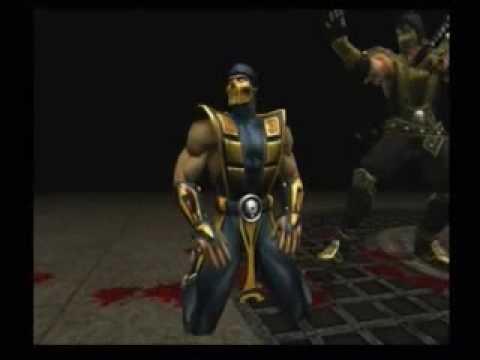 mortal kombat 9 scorpion fatality. Mortal Kombat Deception: