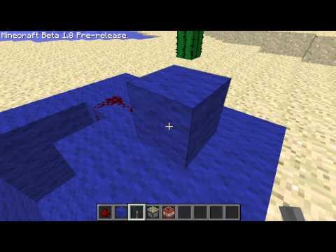 Minecraft 1.8 X-Ray Glitch Tutorial