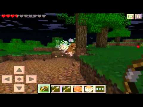 Minecraft Mods: Flechas Explosivas   Mod Para Minecraft Pocket Edition 0.7.2