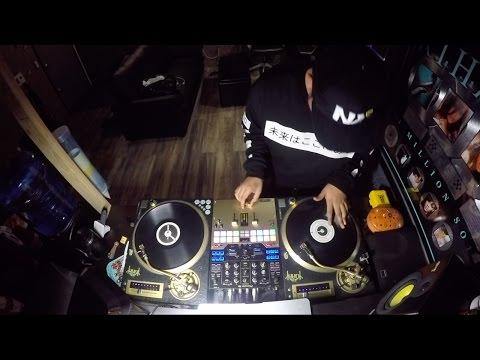 DJ Yonny Does the 'Love Come Down' DJ Challenge