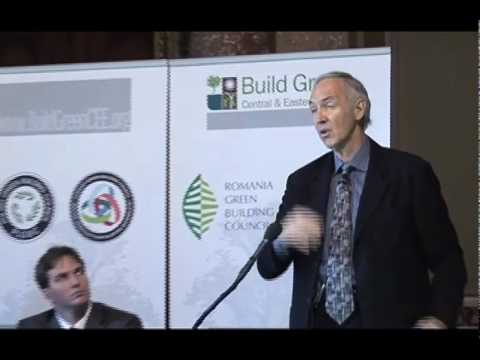 The Business Case for Green Buildings - Jerry Yudelson - Build Green Central Eastern Europe