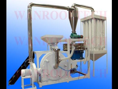 China Manufacturer for Plastic Mill,LLDPE Rotomolding pulveirzer,LDPE Rotational molding Pulverizer