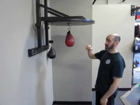 How to Work the Speed Bag- Basic Drills Image 1