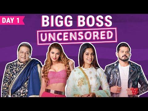 Bigg Boss 12 Uncensored Ep 01 | Anup Jalota | Jasleen Matharu | Sreesanth