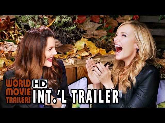 MISS YOU ALREADY starring Drew Barrymore, Toni Collette - International Trailer (2015) HD