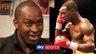 Nigel Benn opens up on his dislike for Chris Eubank prior to their two fights | Ringside Special