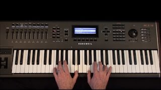 K-Sounds Epic Grand for Kurzweil PC3K - Silent Night