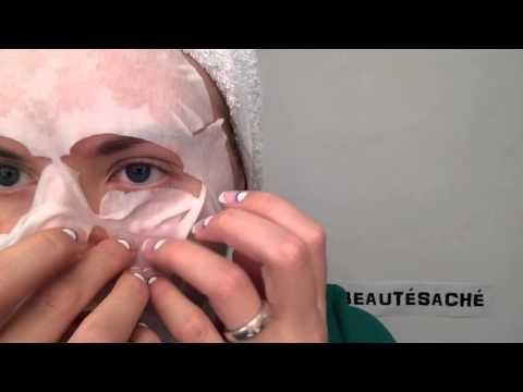 Уход за кожей лица. Увлажняющая маска.