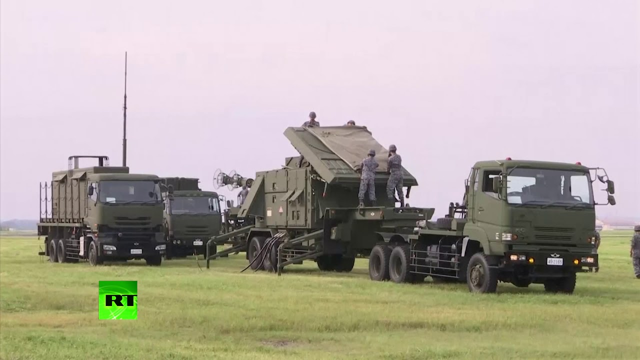 Japan conducts anti-missile battery deployment drill in response to Pyongyang's missile test