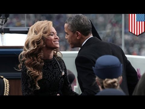 Are Barack Obama and Beyonce having an affair?