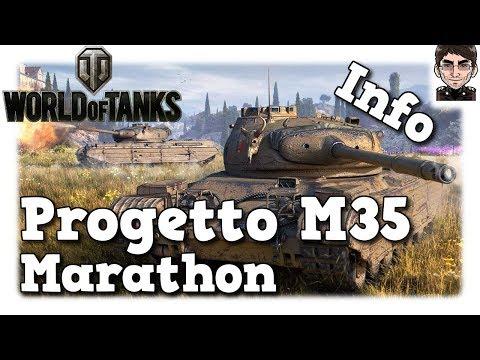 World of Tanks - Progetto M35 mod 46, Marathon Infos [deutsch | News]