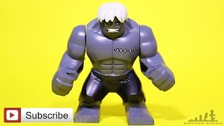 LEGO Solomon Grundy (Batman 3) Custom Figure