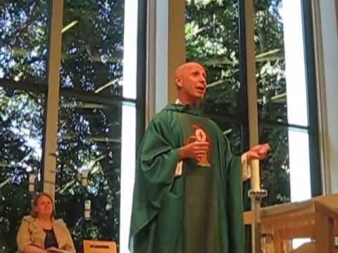 Fr. Frank Buckley SJ - Homily at Sacred Heart Schools Atherton, Calf on July 13, 2013