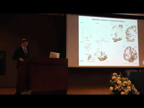 Dr. Eitan Okun: Developing a Vaccine for Alzheimer's - Centennial Guest Lecture - 2 of 6