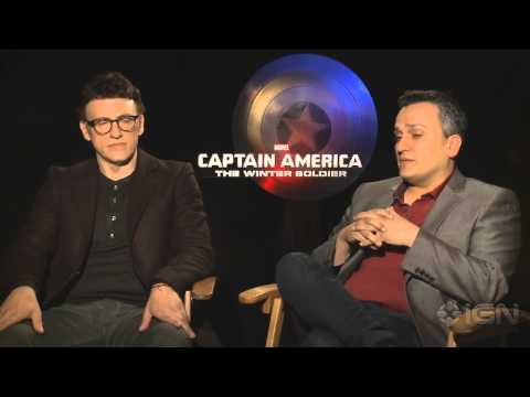 Captain America: The Winter Soldier - Anthony & Joe Russo Talk Action Filmmaking