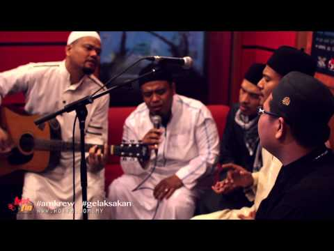 İtiraf - Raihan ( Live Hotfm ) video