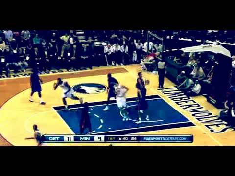 Darko Milicic Mix Minnesota Timberwolves [HD]