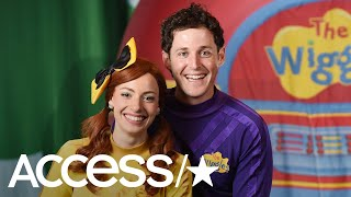 The Wiggles Couple Emma Watkins & Lachlan Gillespie Split After Two Years Of Marriage   Access