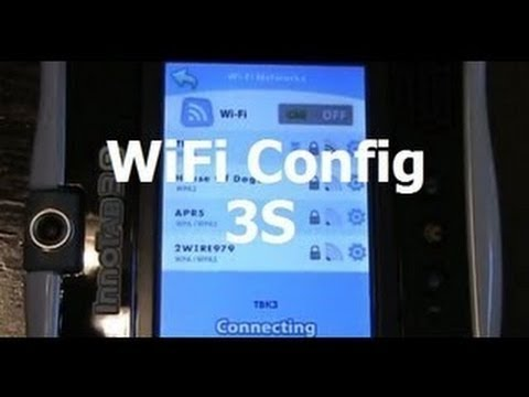 InnoTab 3S WiFi Config
