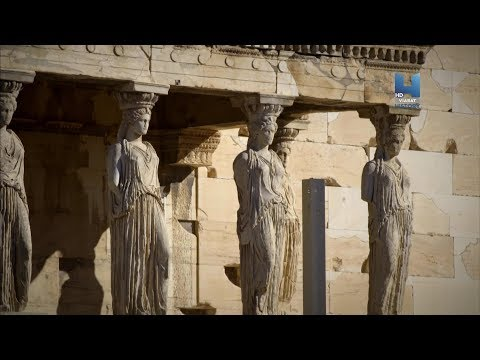 Hogyan épült Athén?