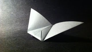 Origami Plane - Flying Wing
