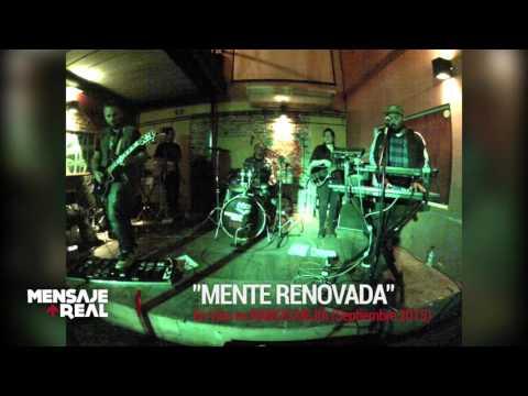 """""""Mente Renovada NEW Version"""" EN VIVO - Ramos Mejía ONE LOVE REGGAE FESTIVAL"""