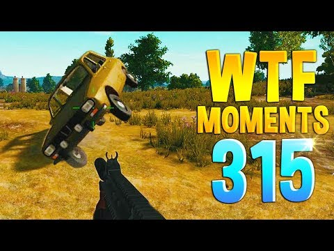PUBG Daily Funny WTF Moments Highlights Ep 315