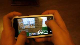 Minecraft on T-Mobile G2x