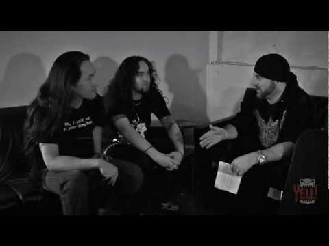 DragonForce Interview: The Power Within World Tour - Featuring Herman Li&Frédéric Leclercq