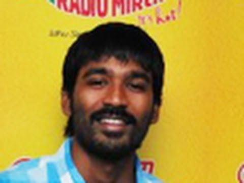 Dhanush about his Directorial Venture