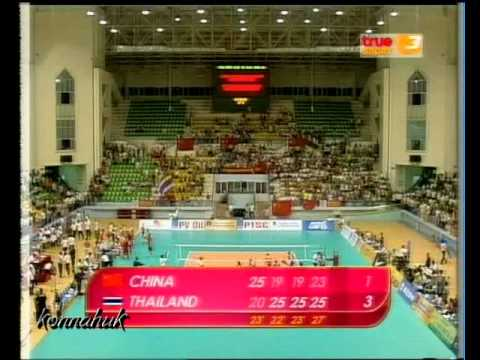 Thailand vs China '' Finals'  2009