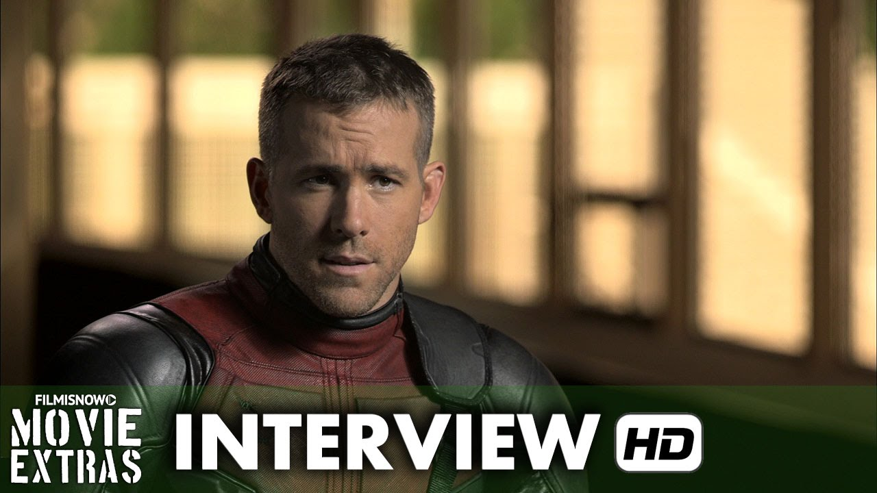 Deadpool (2016) Behind the Scenes Movie Interview - Ryan Reynolds is 'Wade aka Deadpool'