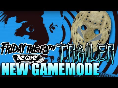 New Gamemode TRAILER!! | Blue Dots REVEALED! | Friday the 13th: The Game
