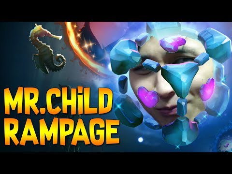 CHILD GREW UP AND GOT RAMPAGE ◄ SingSing Dota 2 Highlights