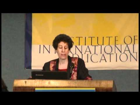 IIE COO Peggy Blumenthal at 2010 Open Doors Briefing.wmv