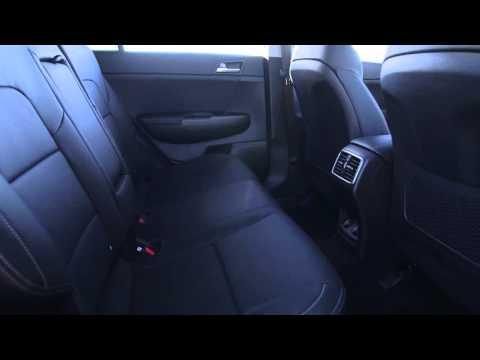 2017 Kia Sportage EX - Interior Design Trailer | AutoMotoTV