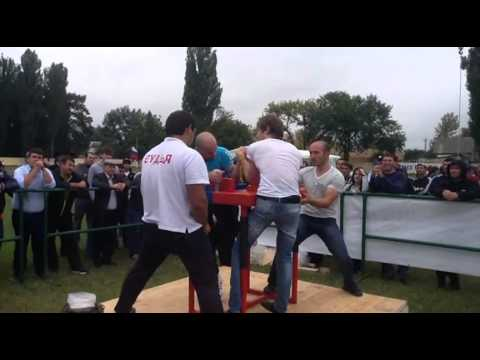 Кавказские игры - республиканский этап - 2013