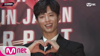 Red Carpet with Park Bo Gum?2018 MAMA FANS' CHOICE in JAPAN 181212