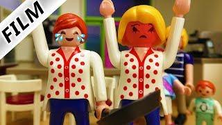 Playmobil Film Deutsch - JULIAN IMITIERT MAMA & MACHT SICH ÜBER SIE LUSTIG! MAMAS WUT! Familie Vogel
