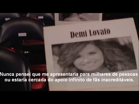 Demi Lovato - A Letter to My Fans (legendado) HD