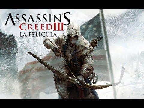 Assassin's Creed 3 - La Película completa en Español (Full Movie)