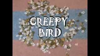 Creepy Bird - stop motion animation