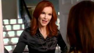 "Desperate Housewives - ""Cuckoo bird"" Moment"