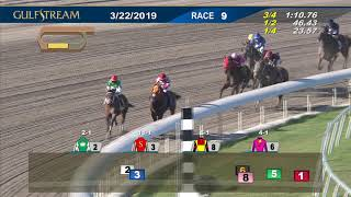 Gulfstream Park March 22, 2019 Race 9