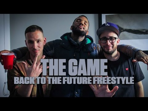 The Game Freestyles On The <a href=