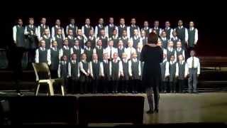 Kan 'n man dan nie - Gimnasium Paarl Junior koor